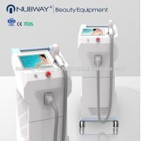 China Laser hair removal machine 808nm Diode Laser Hair Removal Machine For Women or Men on sale