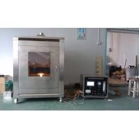 Quality SS Structure Flammability Testing Equipment / Construction Material Testing Equipment wholesale
