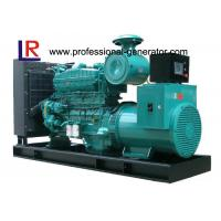 Buy cheap Cummins 700kw Open Diesel Generator with Water - cooled 1500 / 18000RPM AC Three Phase product