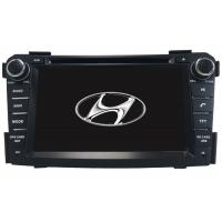 Quality HYUNDAI I40 2011-2015 Android 9.0 Car DVD GPS Radio Navigation Multimedia Stereo Support Headrest Monitor HYD-7040GDA wholesale