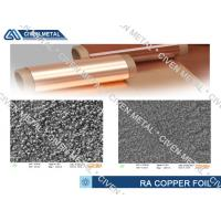 Quality Flexible Printed Circuits/Flexible Copper Clad Laminate treated RA Copper Foil wholesale