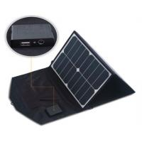Cheap 39 Watt Solar Panel Phone Charger Auto Recovery Protected Color Variety Options for sale