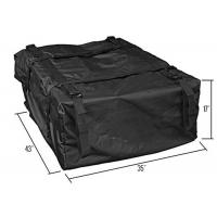 Quality Large Capacity PVC Coated Nylon Roof Top Cargo Bag / Roof Rack Storage Bag wholesale
