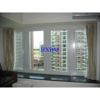 Quality European Style Durable Upvc Sliding Windows With Strong weather Resistance wholesale