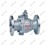 Quality DIN JIS GOST Standard Casting Forged Steel Carbon Stainless Steel Flanged End Handwheel Floating Ball Valve wholesale