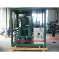 Quality ZYD type Insulating Oil Purification,Oil Purifier unit wholesale