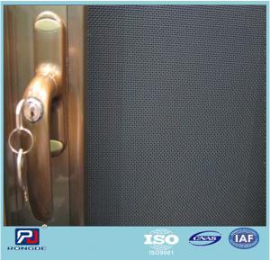 factory   window screen /door screen, Stailless steel screen with ISO 9001:2008