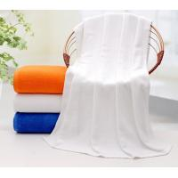 China Plain Terry Hotel Bath Towel, White Plain Terry Towel 70*150cm, 500gsm for Wholesale with competitive price on sale