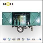 Quality Vacuum Pump Transformer Oil Purification Machine VFD Mobile Trailer wholesale