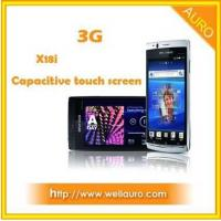 Quality X18I 3G 4.1 inch Capacitive Touch Screen Mobile Phone wholesale