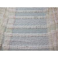 China Bridal Stretch Lace Fabric Knitted on sale