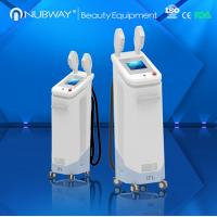 China High power max up to 3000w ipl shr hair removal machine with hair removal and skin rejuve on sale