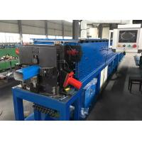 Quality Square Rainwater Downspout Roll Forming Machine Integrated With Elbow Device wholesale