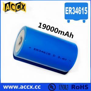 Quality ER34615 3.6V 19000mAh wholesale