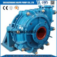 Quality OEM Customised Abrasive -Resistant  High Chrome alloy Slurry Centrifugal Pump Spare Parts with ISO 9001:2008 Approved wholesale