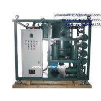 China Lubricating Oil Purifier Plant/Lubricating Oil Purification System/Lubricating Oil Filtration Equipment on sale