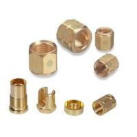 Quality Automotive Precision Machining Parts With Stainless Steel / Brass / Bronze Material For Pins wholesale