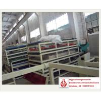 Quality Fiber Cement Board Construction Material Making Machinery with Cold Rolling Mill Type wholesale