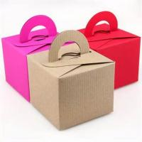 Quality paper box without glue wholesale