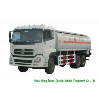 Buy cheap DFA 6x4 LDH / RHD Oil Delivery Truck With 22CBM Aluminium Alloy Tank from wholesalers