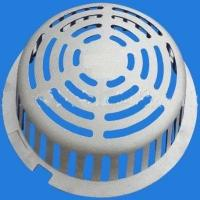 China Self Locking Aluminum Dome Strainer with 43 Square Inches for Cast Iron Roof Drain on sale