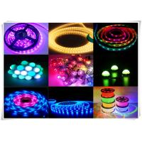 Quality RGB Outdoor Led Strip Lights Waterproof 7w Solid State For Vibration Resistance wholesale