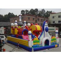 Buy cheap Outside / Indoor Inflatable Amusement Park Commercial Funcity Game Toys For Kids Playing product