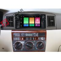 Quality BYD F3 Car GPS Navigation DVD Player 6.2 Double Din Car Stereo Octa Core Support DVR wholesale