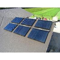 China Solar Keymark Certified Solar Collector on sale