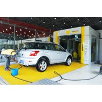 Quality Low Noise Speedy Car Wash Tunnel Equipment Tepo - Auto Series Products wholesale