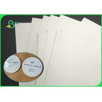 Quality 24 * 36 inch 0.4mm 0.6mm Cardboard Paper Roll Super White Absorbent Coaster Paper For Beermat wholesale