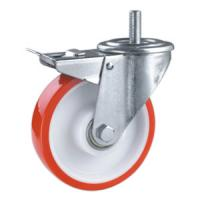 Buy cheap Heavy duty threaded stem casters from wholesalers