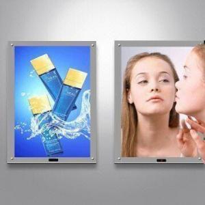 Quality Illuminated LED Sensor Lighting Mirror, LED Light Box, Indoor Decoration, Graphic Display Sign wholesale