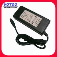 Quality High Efficiency 96Watt Switching 4 Pin Power Adapter 12V 8A For LCD wholesale
