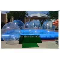 Quality Kids Square Inflatable Water Padding Pool , Summer Playing Blow Up Pools(CY-M1706) wholesale