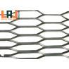 1200*2400mm Hexagonal Hole Shape 1mm Aluminum Expanded Metal Mesh for sale