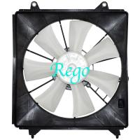 Quality AC A/C Condenser Cooling Fan For Honda Fits Accord Sedan Ho3113134 wholesale