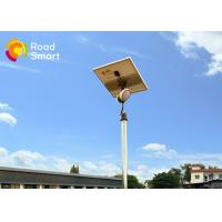 Quality High Performance 8W Solar LED Garden Lights With Adjustable Mono Panel wholesale