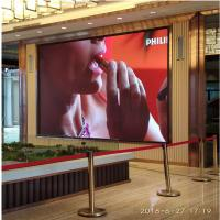 Quality Stage Background Outdoor Led Video Display P10 Smd Die Casting Aluminum Cabinet Rental wholesale