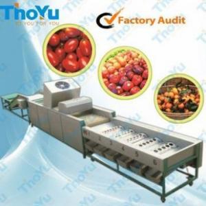 Quality Orange sorting machine sort machine of orange size&weight wholesale