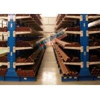 Quality Durable Double Sided Cantilever Rack Galvanized Warehouse Racking Shelves wholesale