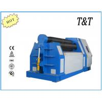 Buy cheap PRICE OF HYDRAULIC STEEL ROLLING MACHINE WITH 4 ROLLER from wholesalers