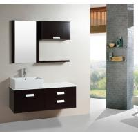 Quality 100 X45 / cm Floating Bathroom Vanities for small spaces Rectangle Type wholesale