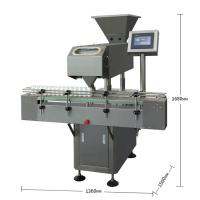Quality Fully - Automatic Grain Capsule Counter Machine For 360 Mm Diameter Of Counting Plate wholesale