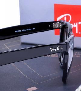 Quality Retro Lightweight Acetate Frame Sunglasses , Ray Ban Sunglasses wholesale