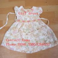 China 2014 summer baby clothing on sale