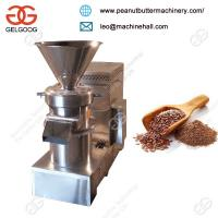 Quality High Quality Low Noise Electric Flax Seed Grinding Machine to UK/Almond Peanut  Herbal Medicine Grinder wholesale