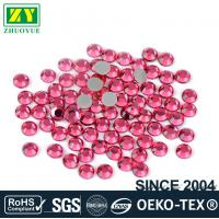 Cheap Loose Ss10 Hotfix Rhinestones Glass Material For Nail Art / Home Decoration for sale