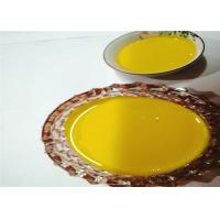 Quality Synthetic Rubber Yellow Pigment Paste Professional 1.1g/Ml-1.3g/Ml Specific Gravity wholesale