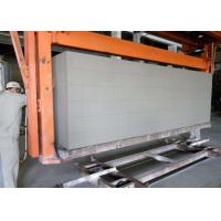 Cheap Hydraulic Finished Production Clamp AAC Block Packing Machine / AAC Blocks Plant for sale